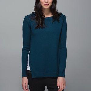 Lululemon Alberta lake sweater